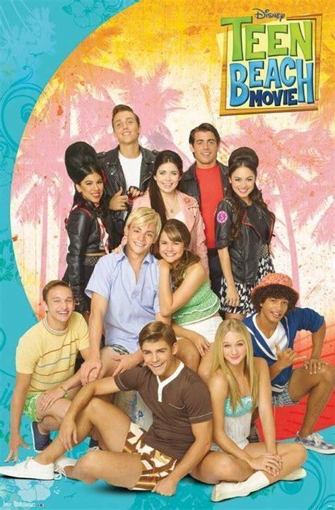 film disney beach 2013 disney teen beach movie group cast poster 22x34 new
