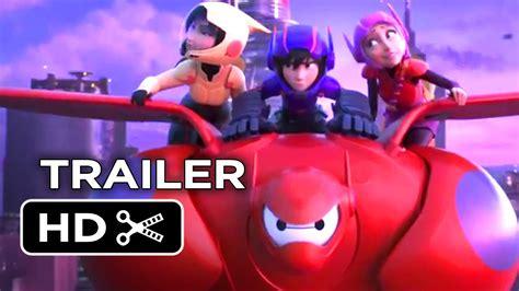 Watch Big Hero 6 2014 Full Movie Big Hero 6 Official Nycc Trailer 2014 Disney Animation Movie Hd Youtube