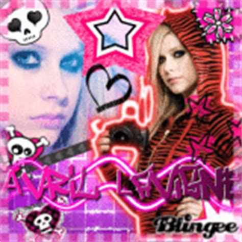 Avril Lavigne And Pink Dont Like by Avril Lavigne Pink Skull Pictures P 1 Of 1 Blingee