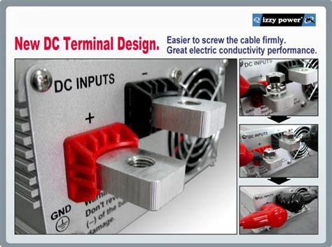 Izzy Power Dc To Ac Car Inverter 1000 Watt 12 Volts Ht M 1000 12 izzy power dc to ac car inverter ht e 1000 12 1000 watt 12 volts jakartanotebook