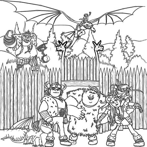 coloring pages how to train your dragon coloring home