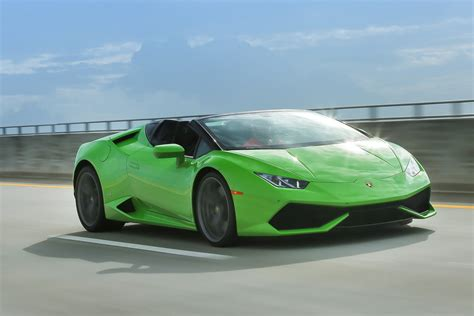 How Much Is The Lamborghini Huracan 2016 Lamborghini Hurac 225 N Spyder Drive Review