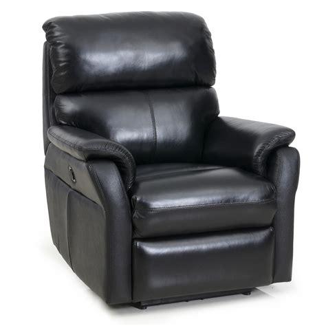 barcalounger cross ii wall proximity hugger lay flat recliner chair leather recliner chair