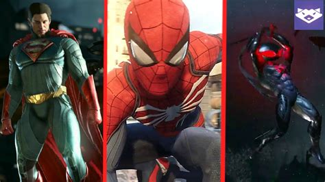 2017 Superhero Video Games Release Date Speculation! YouTube
