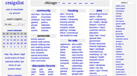 craigslist com craigslist autos chicago autos post