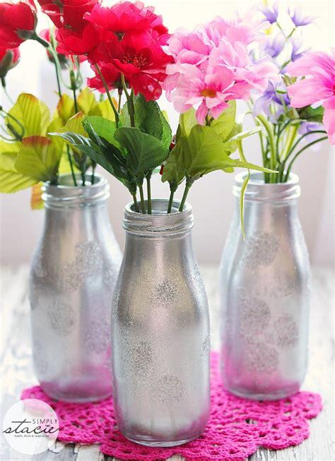 diy flower arrangement simply sona diy valentine s day flower vase simply stacie