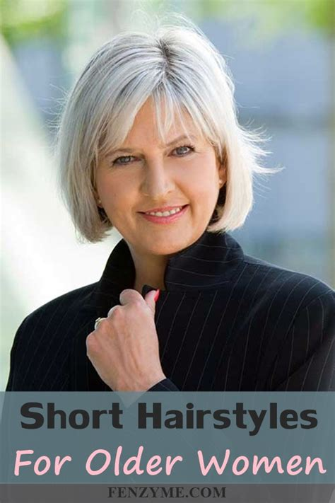 short haircuts for 45 year old women 45 short hairstyles for older women over 50