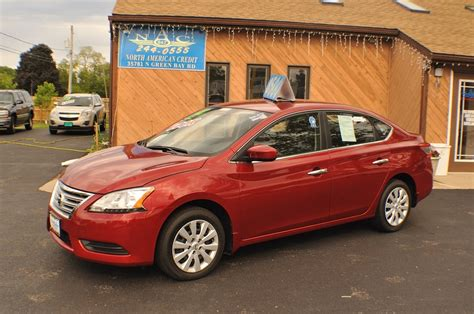 nissan sedan 2014 2014 nissan sentra sv sedan used car sale