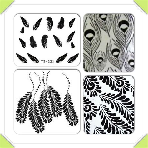 printable nail stencils art nail art stencil nails pinterest