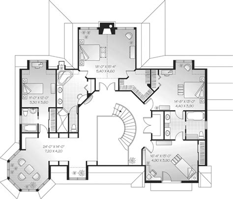 House Plans With Bowling Alley Belsano Luxury Farmhouse Plan 032d 0494 House Plans And More