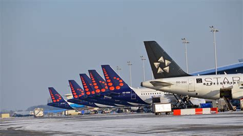liege flights brussels airlines