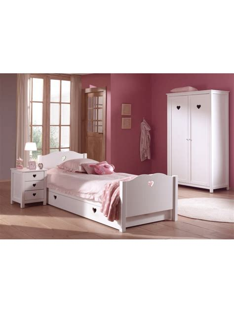 騁ag鑽e chambre fille lit enfant fille gar 231 on collection 224 prix c 226 so nuit