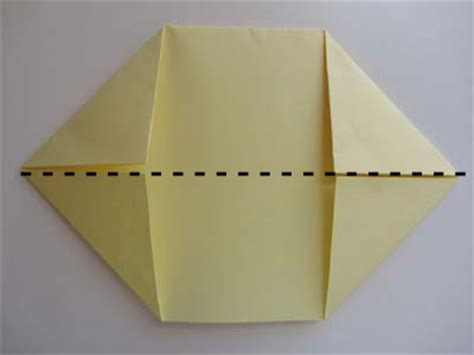 How To Make A Snapper Out Of Paper - origami snapper folding