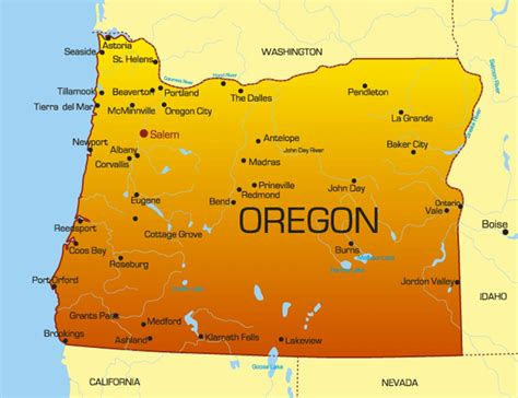 us map oregon state oregon map with cities pics oregon state map with cities