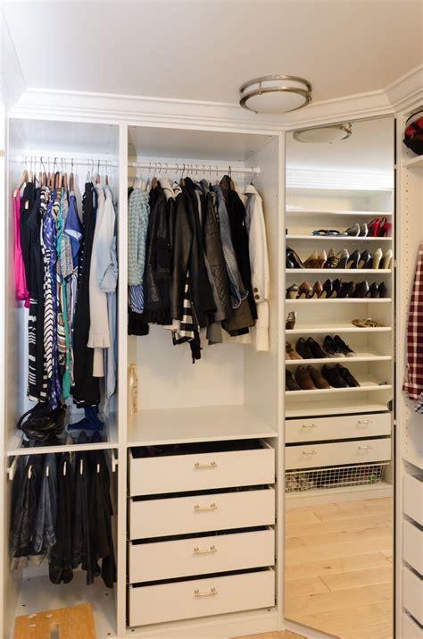 Pax Schrank Ideen by Ikea Pax Closet With Crown Molding Corner Wardrobe With