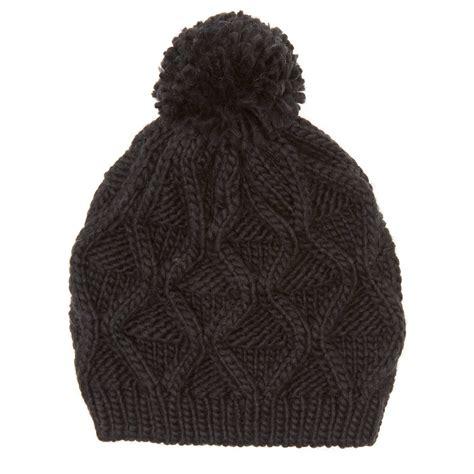 Pompom Bonnet by Bonnet 224 Pompon Femme Noir Kiabi 3 00