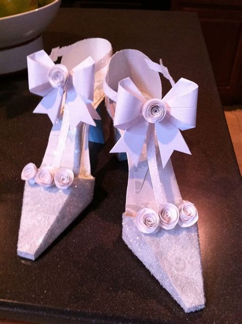 How To Make A Shoe With Paper - 50 best images about paper shoes on elin