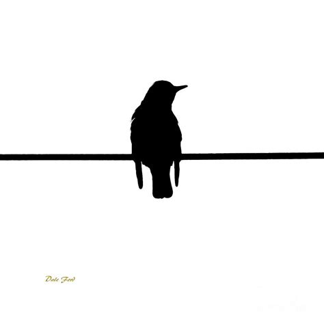 o the wire like a bird on the wire digital by dale ford