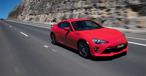 toyota sports car 2017 toyota 86 pricing and specs updated sports car now