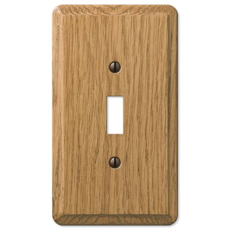oak light switch covers justswitchplates com offers amerelle wallplates amr