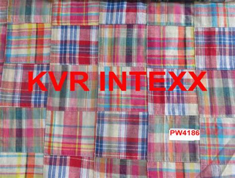Flannel Patchwork Fabric - kvr intexx flannel patchwork fabric