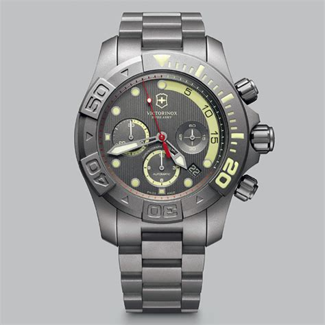 Swiss Army Th victorinox swiss army dive master 500 25th anniversary edition