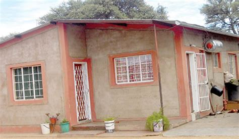 Plans For Small Homes houses for only n 30 000 new era newspaper namibia