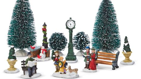 whole home christmas village 12 pc set was 35 now 16