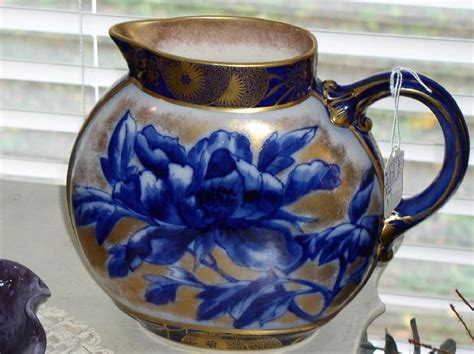 Royal Doulton Vase Marks by And Beautiful Royal Doulton Vase Cobalt Circa 1878 From Cathysclocks On Ruby