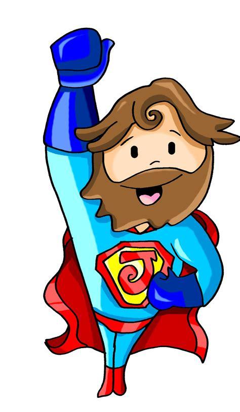 resultado cartoons resultado de imagen para jesus superheroe caricatura fano