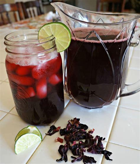 Jamaican Detox by Agua De Jamaica Hibiscus Tea Recipe Dishmaps