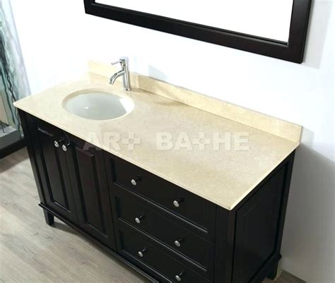 48 inch vanity with sink 48 inch vanity with offset sink moviehq info