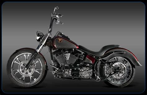 custom boy pm 2007 flstf fatboy custom motorcycle