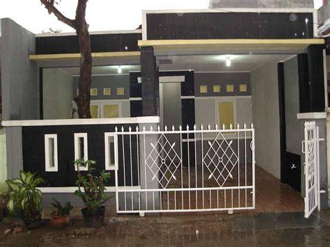 Pagar Rumah Minimalis 3 desain pagar rumah minimalis rel cantik