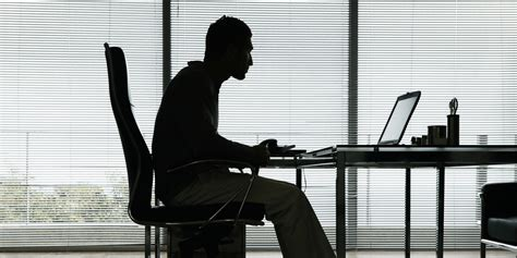 Sitting At Desk by Are We Sitting On A Major Health Risk Huffpost