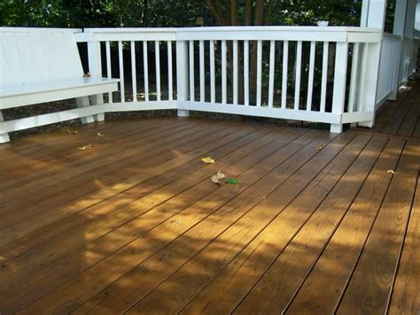 design deck application apply a semi transparent deck stain doherty house