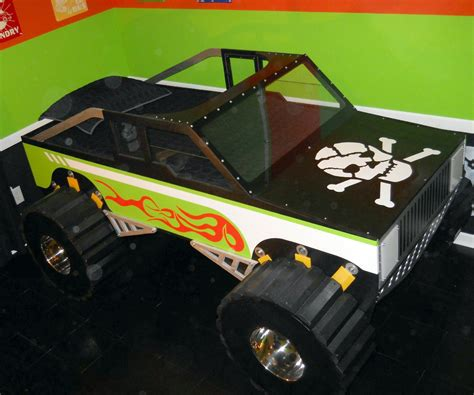 monster truck beds image gallery monster truck bed