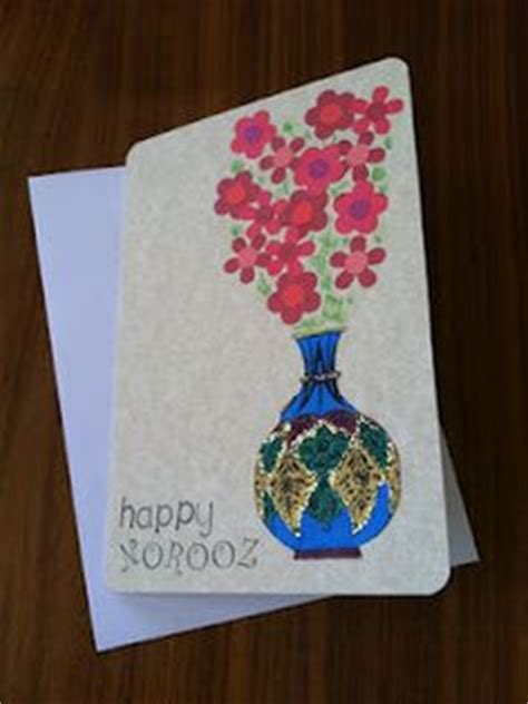 Handmade New Year Greeting Cards Designs - 1000 images about nowruz greeting cards iranian new