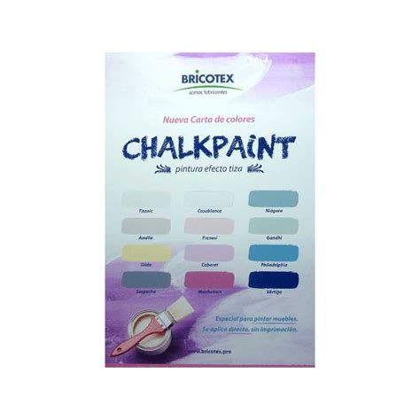pintura chalk paint para muebles pintura efecto tiza chalk paint para muebles 250 ml