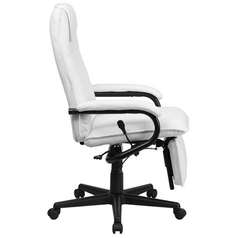 reclining executive chair neslon modern reclining executive office chair eurway