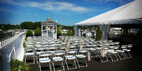 Waterfront Pavilion at Cape Ann's Marina Resort Weddings