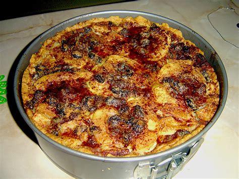 apfel rahm kuchen rezept apfel rahm kuchen rezept mit bild guapa