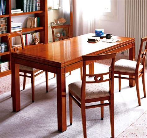 ausziehbarer tisch f 252 r esszimmer classic idfdesign - Classic Esszimmer Tische