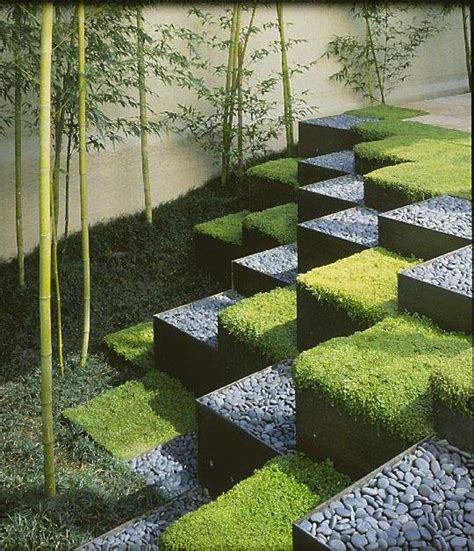 gartenbilder gestaltung am 233 nagement paysager moderne 104 id 233 es de jardin design
