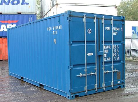storage container transport one trip shipping containers