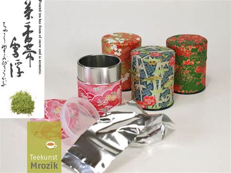 Paket Japs Hemat 006 japanischer matcha wazuka bio kyoto premium kaufen teekunst mrozik