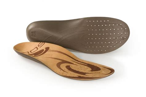sole softec thin casual arch support insoles orthotic shop