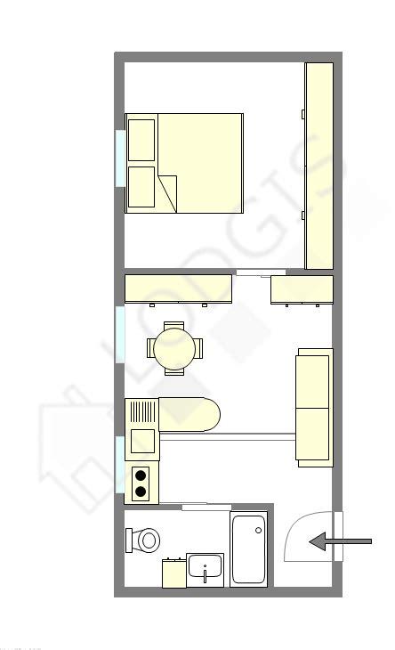 dormitorio de apartamento apartamentos and dormitorios on par 237 s le marais rue meslay apartamento amueblado 1