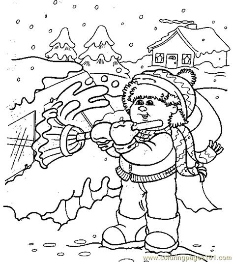 Cabbage Patch Coloring Sheets Coloring Pages Cabbage Patch Coloring Pages
