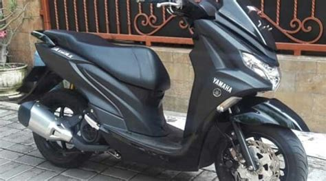 maxi yamaha modifikasi freego nmax versi mini
